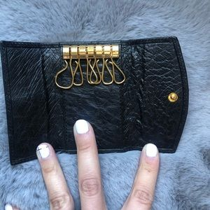 Bally key wallet